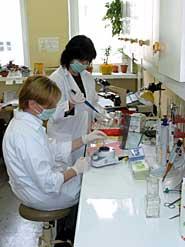 pracownia immunohistochemiczna
