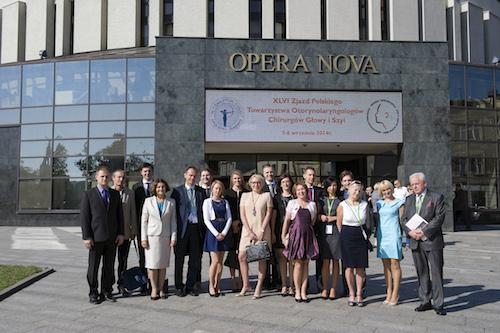 46 Zjazd Polskiego Towarzystwa Otorynolaryngologów Chirurgów Głowy i Szyi