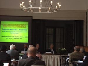 39 Zjazd Towarzystwa Otoneurologicznego w Bad Kissingen