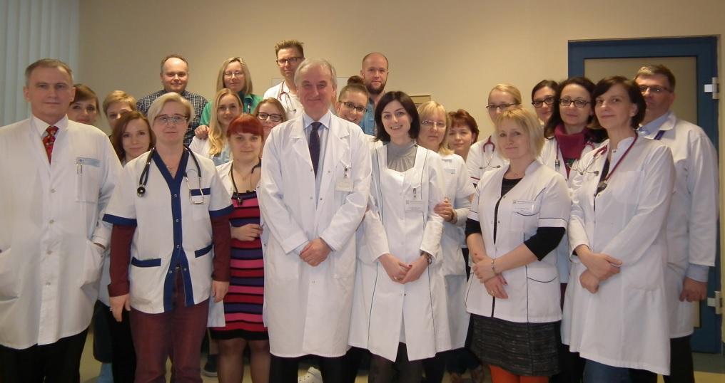 Pracownicy Katedry Pediatrii, Hematologii i Onkologii