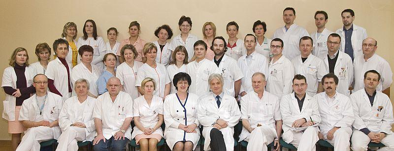 Zespół Lekarski Katedry Chirurgii Naczyniowej i Angiologii