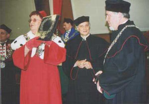 doktorat honoris causa prof. dr med. Lars Norgren