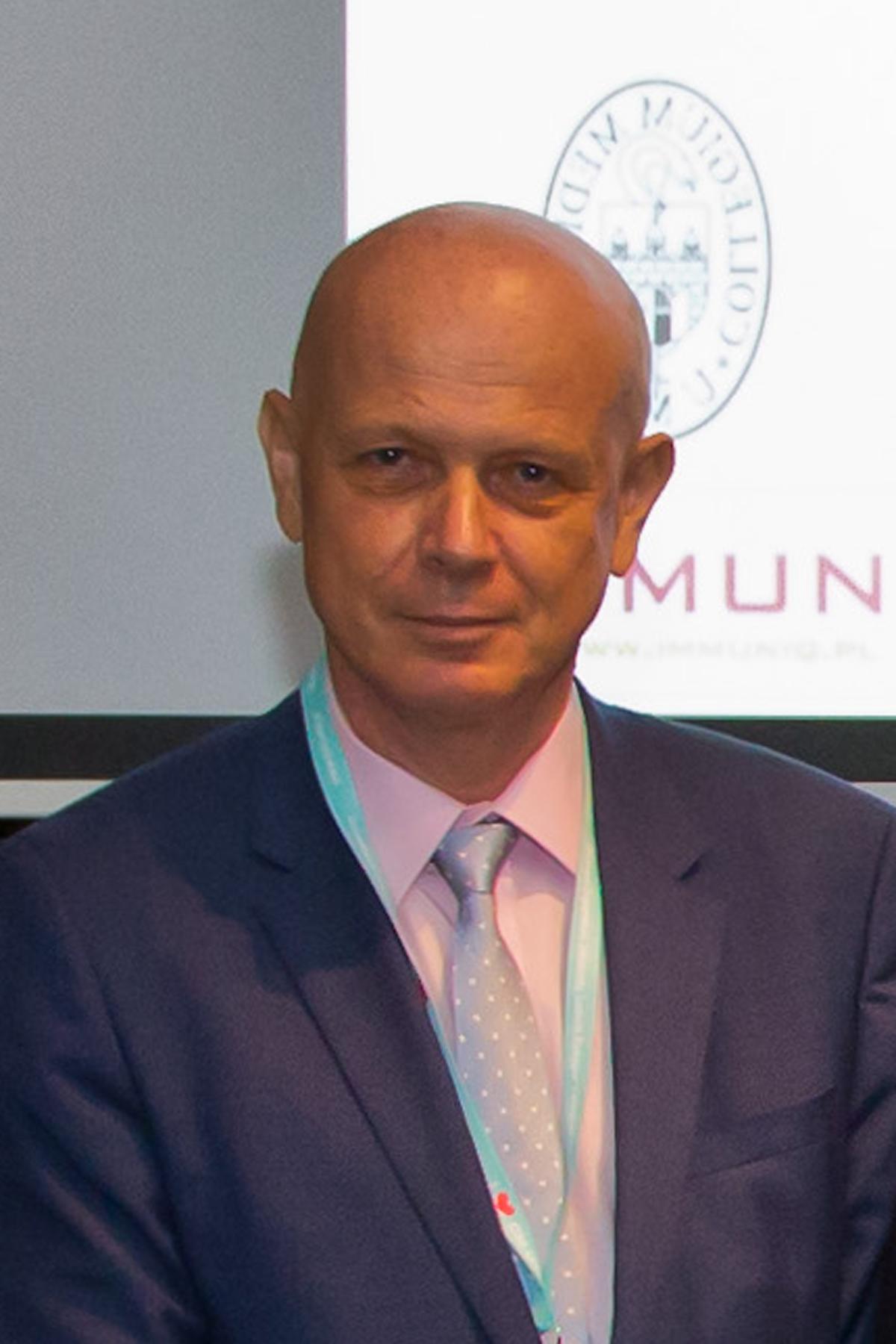 Kierownik Katedry: prof. dr hab. n. med. Zbigniew Włodarczyk