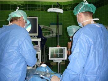 Operacja endoskopowa jam nosa i zatok