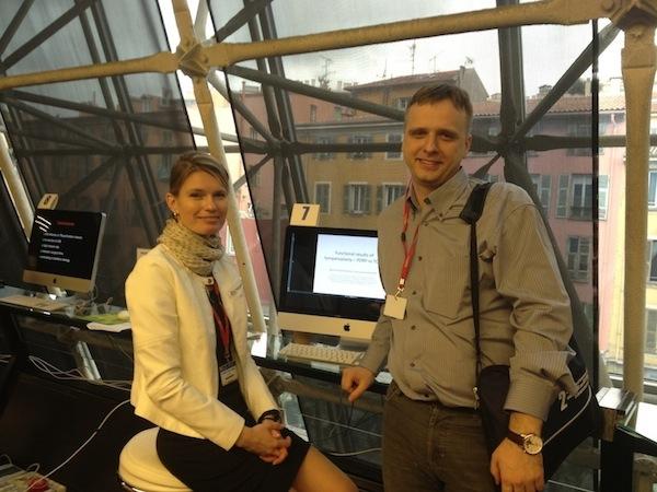 dr n. med. Wojciech Kazmierczak oraz lek. Joanna Janiak-Kiszka