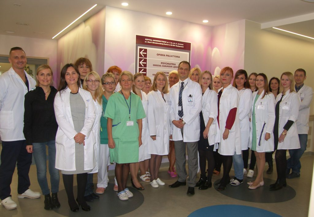 Pracownicy Collegium Medicum UMK