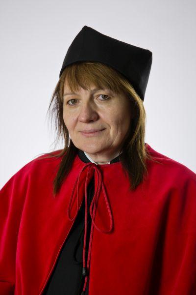 prof. dr hab. Alina Woźniak