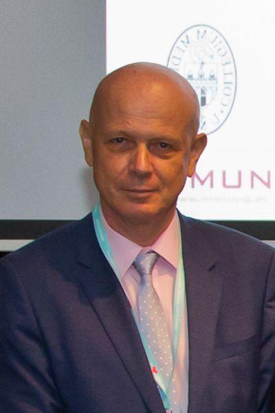 prof. dr hab. Zbigniew Włodarczyk