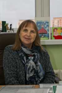prof. dr hab. n. med. Olga Haus