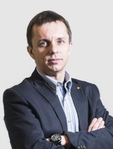 prof. dr hab. n. med. Tomasz Grzybowski